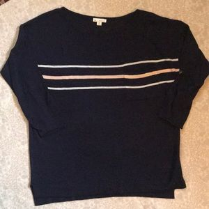 GAP 3/4 sleeve sweater in women's